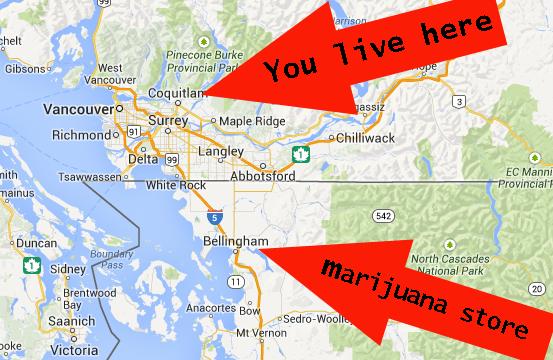 marijuana stores